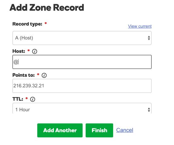 add-a-record-on-godaddy