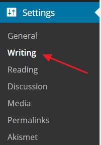 wordpress-setting