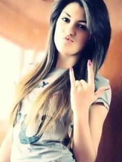 Attitude Cute Stylish Girls Profile Pictures DP for Whatsapp and Fb