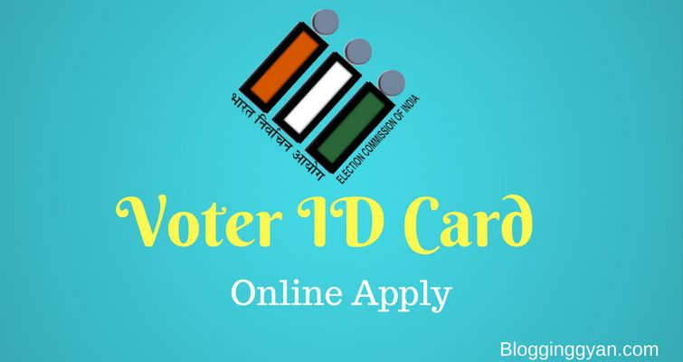 Voter ID Card Online Apply Kaise Karte Hain Janiye Step by Step Jankari