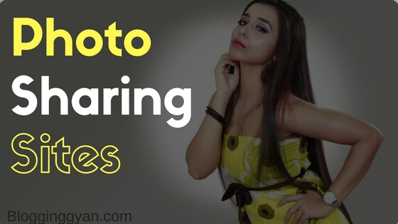 Best Photo Sharing Sites List 2017 | Free Image Sharing Sites List