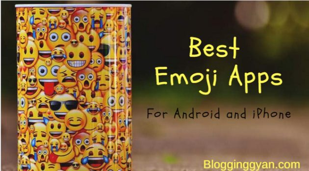 {Free} 10+ Best Emoji Apps for Android and iPhone 2018