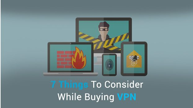 9 Things to Consider while Choosing a VPN Providers